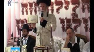 ליל הסדר לדוגמה – הרב יצחק דוד גרוסמן והרב יצחק פנגר