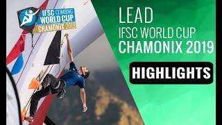 IFSC Climbing World Cup Chamonix 2019 - Lead - Highlights by International Federation of Sport Climbing