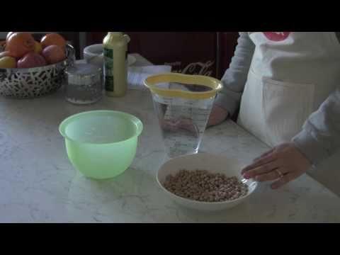 hummus - ricetta
