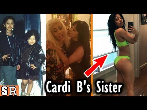 Cardi B's Sister- Hennessy Carolina (2018) | So Random