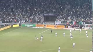 Joga muito este Dudu, é raça pura. Segundo gol do Palmeiras e do Dudu no jogo.