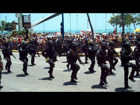 Desfile de 7 de Setembro em Fortaleza - 2011