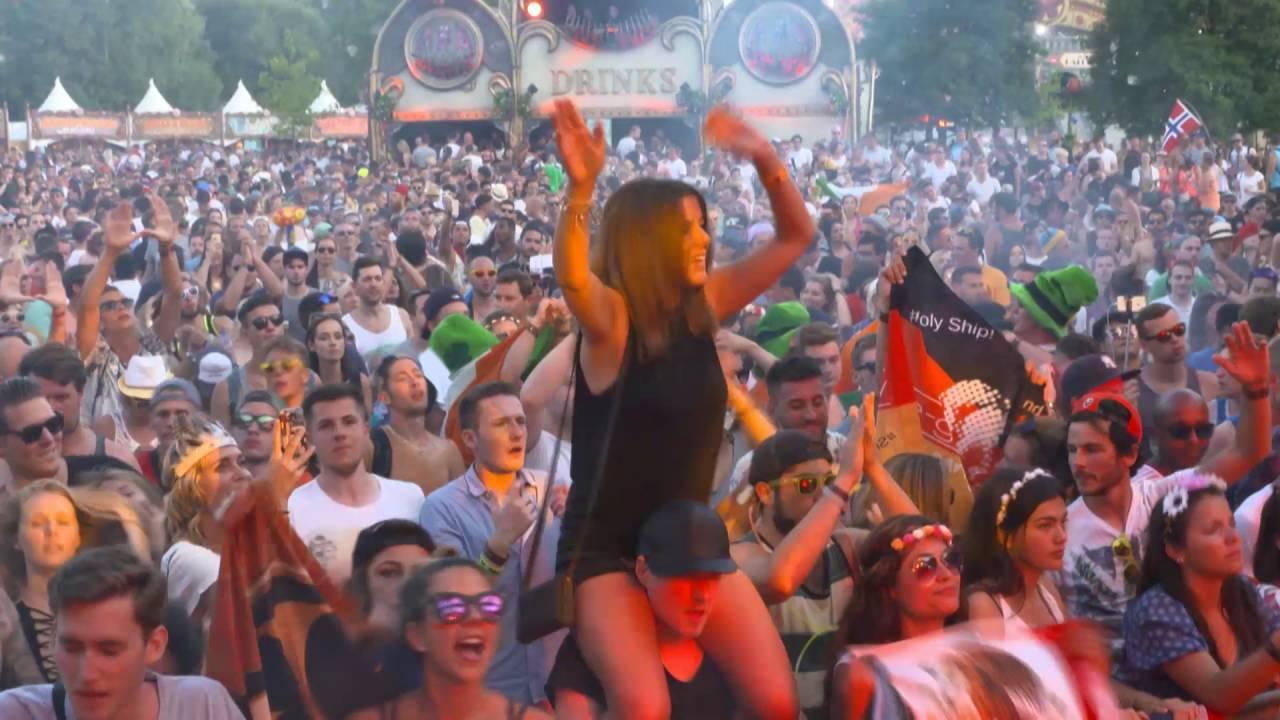 Bakermat - Live @ Tomorrowland Belgium 2016