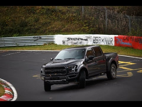 Drifting The Nurburgring In A Ford Raptor | Extended Cut