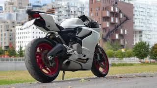 9. Ducati Panigale 899 RAW SOUND