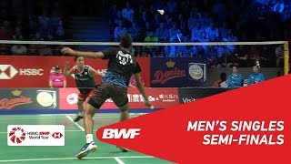 Download Video SF | MS | KIDAMBI Srikanth (IND) [7] vs Kento MOMOTA (JPN) [2] | BWF 2018 MP3 3GP MP4