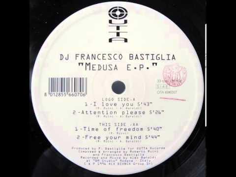 DJ Francesco Bastiglia - Attention Please (A2)