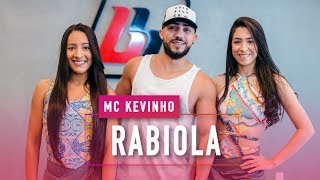 image of Rabiola - MC Kevinho - Coreografia: Mete Dança