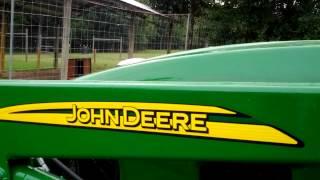 10. John Deere radio install