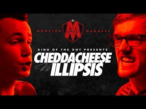 KOTD - Chedda Cheese vs Illipsis | #MM