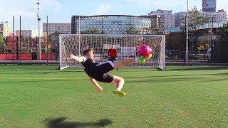 Download Lagu SCISSOR KICK FOOTBALL CHALLENGE Mp3