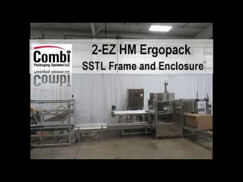 2-EZ Bottom HM SSTL Ergopack