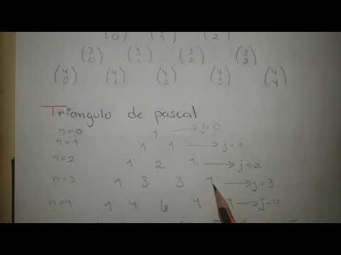 B5U3C4 Teorema del binomio