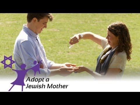 adopt - A new charity matches neglected Jewish moms with surrogate sons for them to needle to no end. Just in time for Mother's Day. Credits: Featuring: Matt Moses, ...