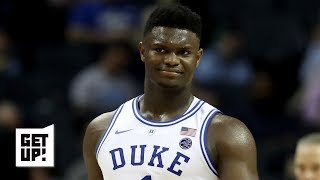 Is Kobe's advice to Zion about 'focusing on the game' realistic? | Get Up!