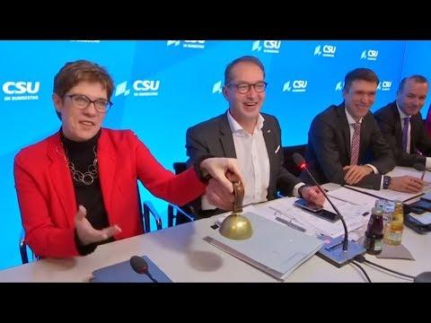 CDU-Chefin Kramp-Karrenbauer: »Deutsche Umwelthilfe s ...