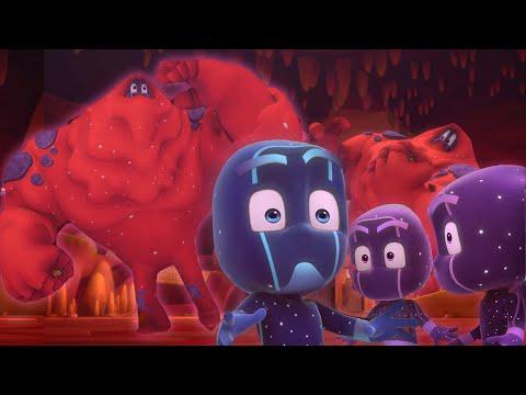 The Splat Monster | 24/7 Full Episodes | PJ Masks Official