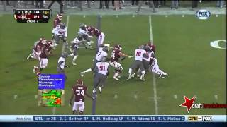 Kerry Hyder vs Oklahoma (2013)