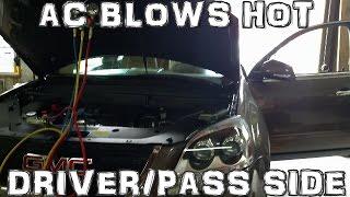 Video AC Blows Hot on Driver Side Air Vents 10 GMC Acadia (HD) MP3, 3GP, MP4, WEBM, AVI, FLV Agustus 2019