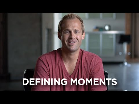 Hope - If you would like to make a decision to receive Jesus Christ as your Savior click http://www.findingmyhope.org/ Defining Moments is one of three films for My...