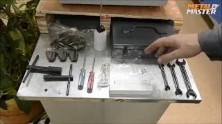 Токарный станок MetalMaster MML 1830 V (180x300 V)