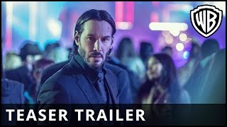 Wick United Kingdom  city photos : John Wick: Chapter 2 – Teaser Trailer - Official Warner Bros. UK