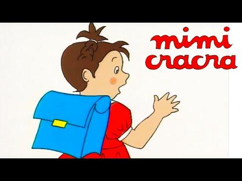 Mimi Cracra - C'est la rentrée ! Mimi a un nouveau cartable et joue à la maîtresse