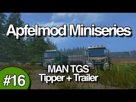 MAN TGS Tipp with Trailer v1.4