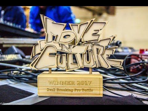 Lerok & Tiim-Oh VS Flow Mo Crew - Final - @ Move 'n' Culture Festival 2017 (видео)