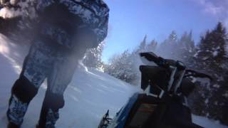 7. 2013 Polaris Snowmobile Engine Failure