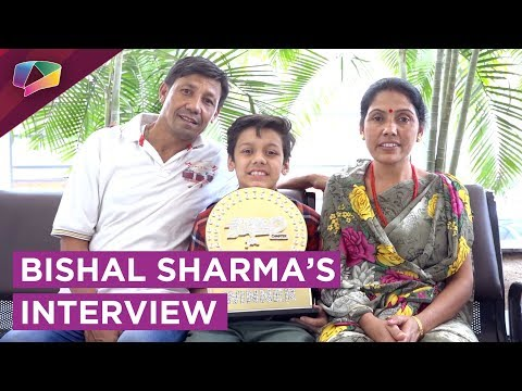 Super Dancer Winner Bishal Sharma Gets Into A Cand