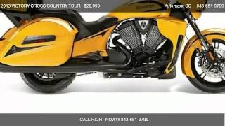 7. 2013 VICTORY CROSS COUNTRY TOUR  - for sale in Murrells Inlet, SC 29576