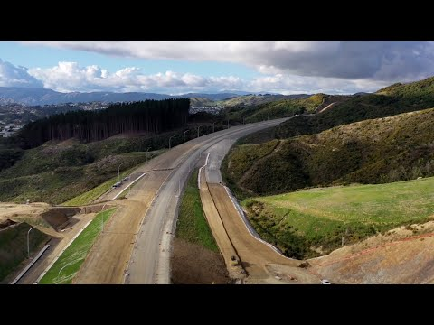 Transmission Gully motorway project update – May 2020