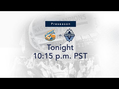 Video: Vancouver Whitecaps FC vs V-Varen Nagasaki