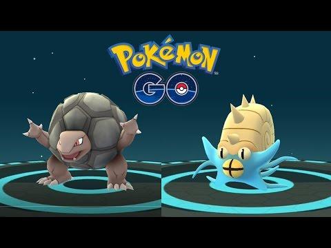 EVOLUCIONES DE TIPO ROCA! CON SORPRESA FINAL! [Pokémon GO-davidpetit]