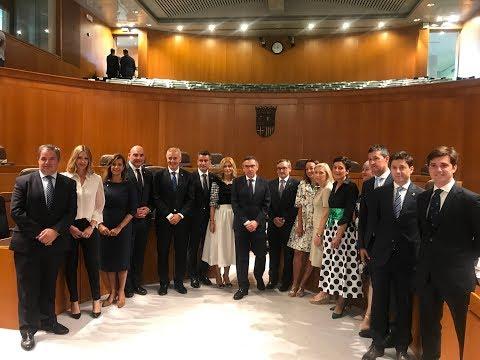 Éstos son los 16 diputados autonómicos 'populares' para la #XLegislatura