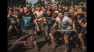 Download Lagu Wacken 2017 - extrem emotions: wall of death, crowd surfing, circle pit, mosh pit... Mp3