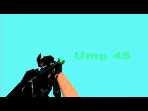 El Mejor Pack De Armas Para Counter Strike 1.6 (Link De Descarga)