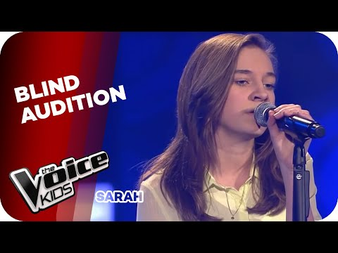 Sarah – Royals (Lorde) | The Voice Kids 2014 Germany | Blind Audition