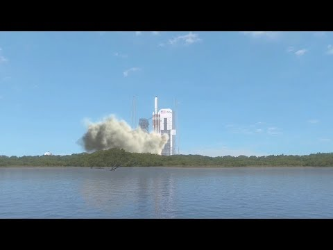 ATLAST Launch, Deployment, and Science Observing (simulation)