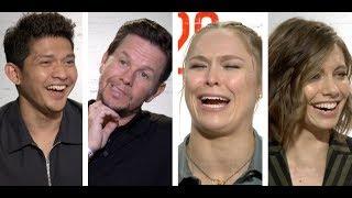 Video MILE 22 Interviews: Mark Wahlberg, Ronda Rousey, Iko Uwais, Lauren Cohan, Peter Berg MP3, 3GP, MP4, WEBM, AVI, FLV April 2019