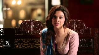 Deepika Padukone invites you to book 'Ram-leela' movie tickets