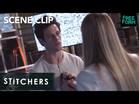 Stitchers | Season 3 Episode 7: Kirsten Shoots Cameron | Freeform
