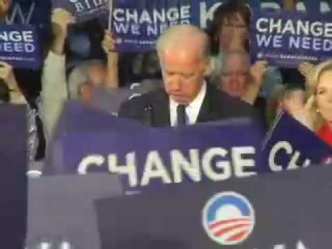 Joe Biden Rallies Lee's Summit, MO, November 3, 2008