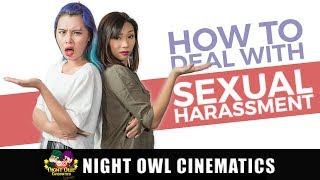 Video Spotlight: How To Deal With Sexual Harassment MP3, 3GP, MP4, WEBM, AVI, FLV Juli 2018