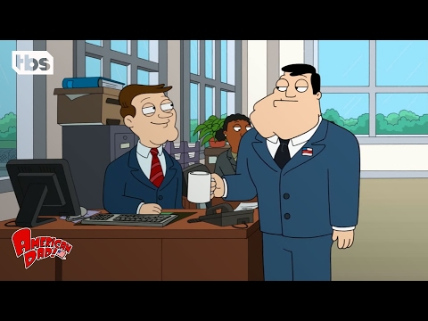 American Dad: One Month Vacation (Season 10 Episode 7 Clip) | TBS