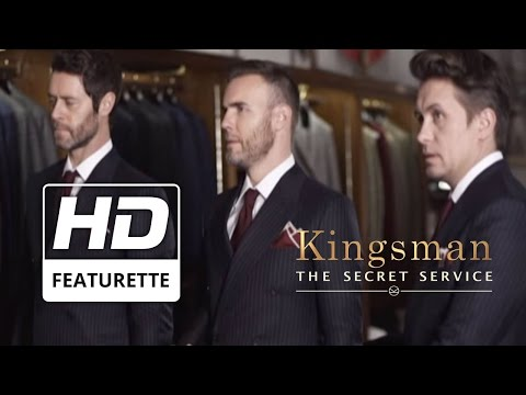 Kingsman: The Secret Service (Take That 'Get Ready For It')