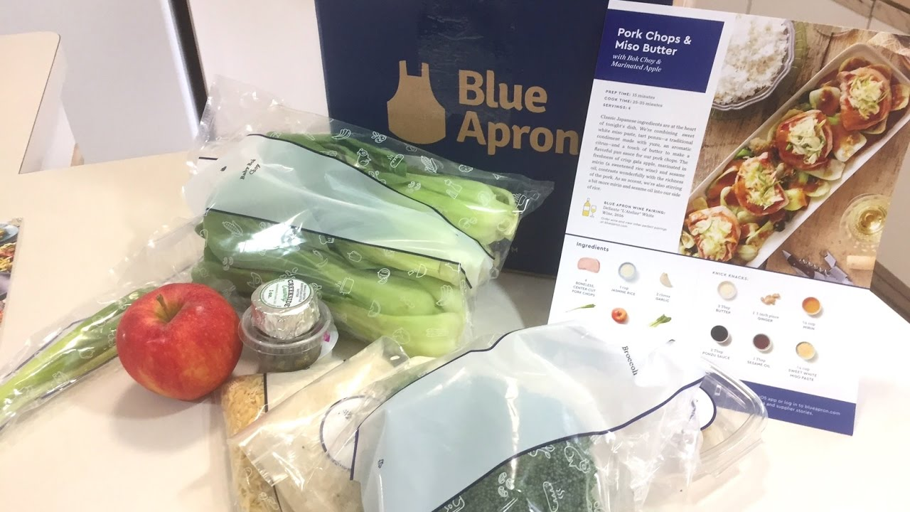 Blue apron youtube review - Blue Apron Unboxing 18