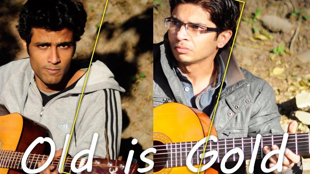 Old Hindi Bollywood Melodies | Acoustic | Guitar | Instrumental