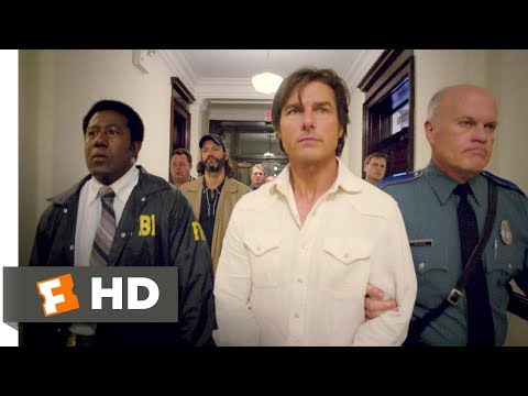 American Made (2017) - Barry Gets Burned Scene (7/10) | Movieclips